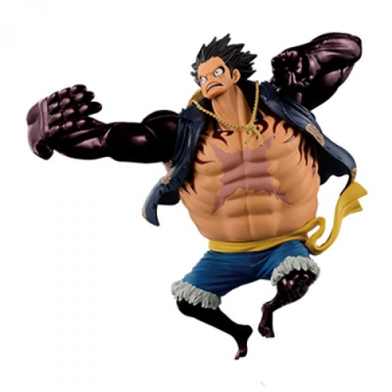 Figurine Luffy Gear 4  - Figurines