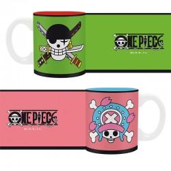 Set de 2 mini mugs Zoro & Chopper  -  ONE PIECE