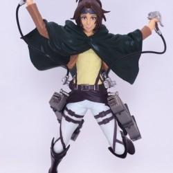 Figurine Hans Zoe  - L'ATTAQUE DES TITANS