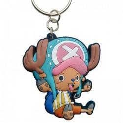 One Piece - Porte clés PVC Chopper version SD  - Porte-clés/Strap