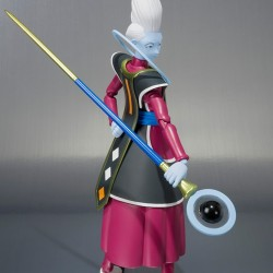 Figurine Whis - SH Figuarts Tamashii Web Exclu  - Figurines DBZ