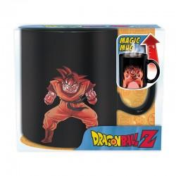 Dragon Ball Z - Mug Thermo-réactif Sangoku  - Goodies DBZ