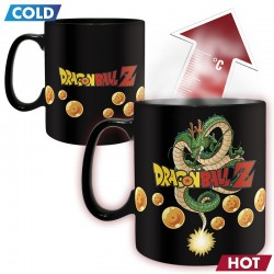 Dragon Ball Z - Mug Thermo-réactif Vegeta  - Goodies DBZ