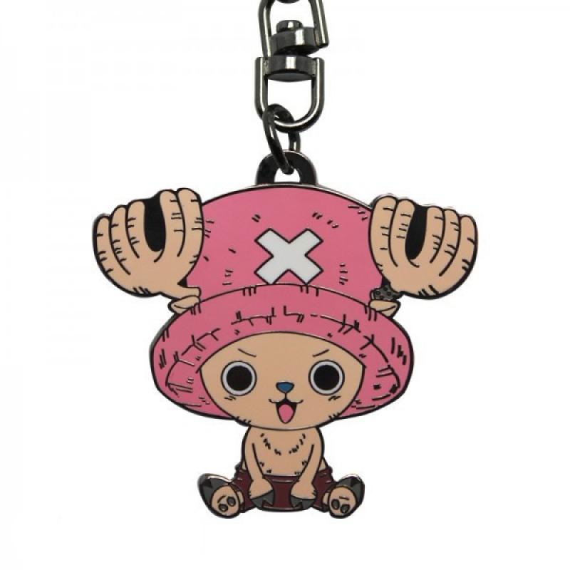 One Piece - Porte Clés Chopper  - Porte-clés/Strap
