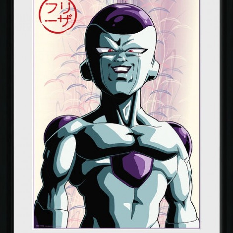 Dragon Ball Z - Collector Print Feezer  -  DRAGON BALL Z