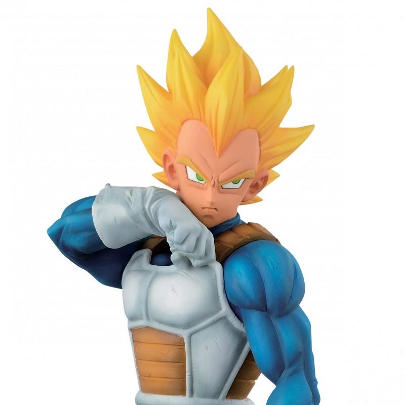 Figurine Vegeta Super Saiyan - Resolution of Soldiers  -  DRAGON BALL Z