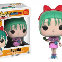 Figurine POP Vinyl Funko - Bulma  - FUNKO POP