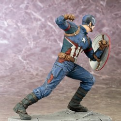 Figurine Captain America Civil War  - LES FIGURINES