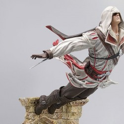Figurine Assassin's Creed - Ezio Leap of Faith  - Figurines jeux-vidéo
