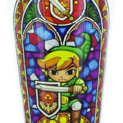 Verre The Legend of Zelda  - ZELDA