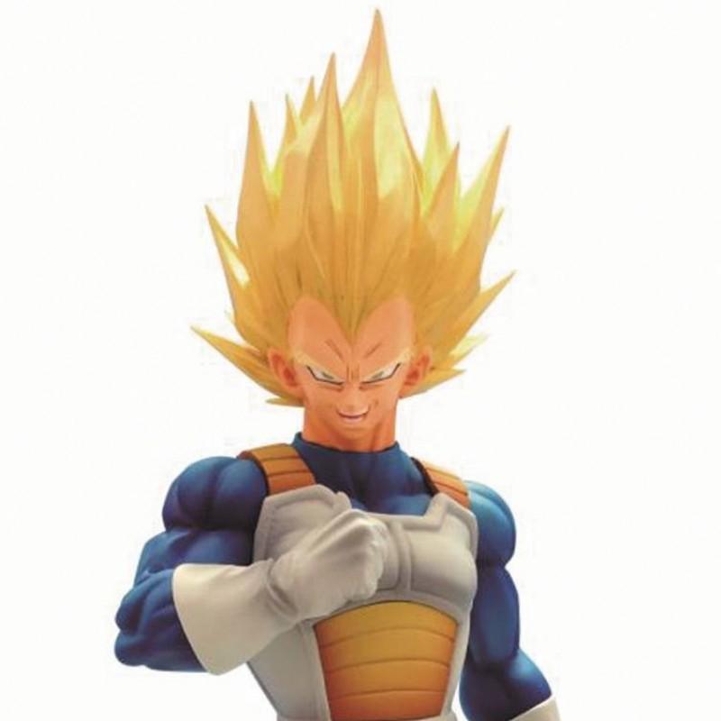 Figurine Super Vegeta  -  DRAGON BALL Z