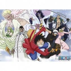 Poster One Piece Punk Hazard  -  ONE PIECE
