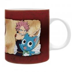 Mug Fairy Tail - Natsu Lucy et Happy  - Goodies