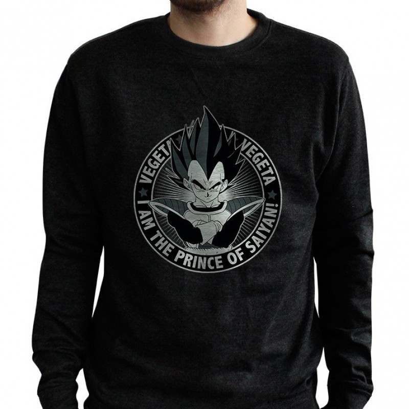 Dragon Ball Z - Pull Vegeta  - T-Shirts