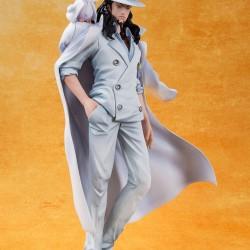 One Piece Film Gold - Figurine Rob lucci  -  LES BONNES AFFAIRES