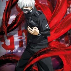 Poster Tokyo Ghoul - Ken Kaneki  - POSTERS & AFFICHES
