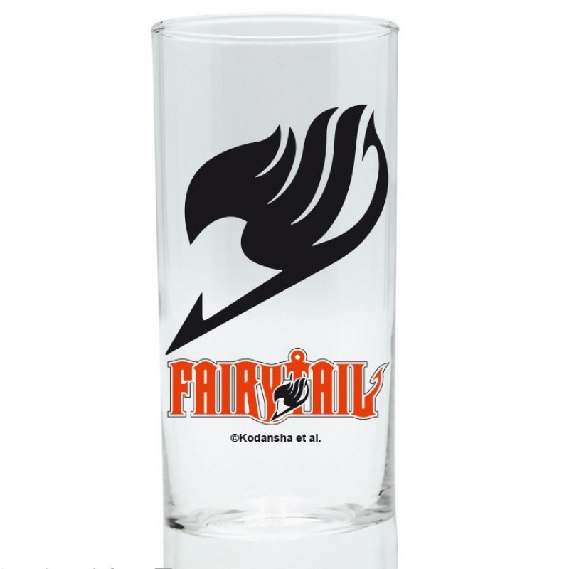 Verre Fairy Tail de la Guilde  -  FAIRY TAIL