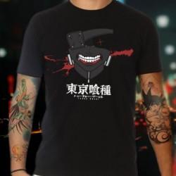 T-shirt Kaneki Mask  -  T-SHIRTS & VETEMENTS
