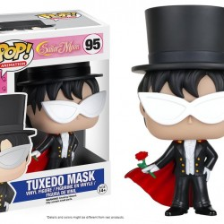 Figurine POP Vinyl Funko - Tuxedo Mask  - LES FIGURINES