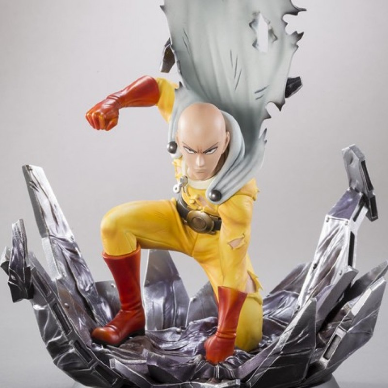 figurine one punch man