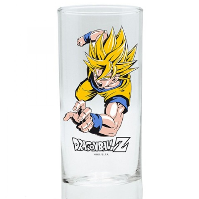 Verre dragon ball z sangoku - Sangoku super sayen 6 ...