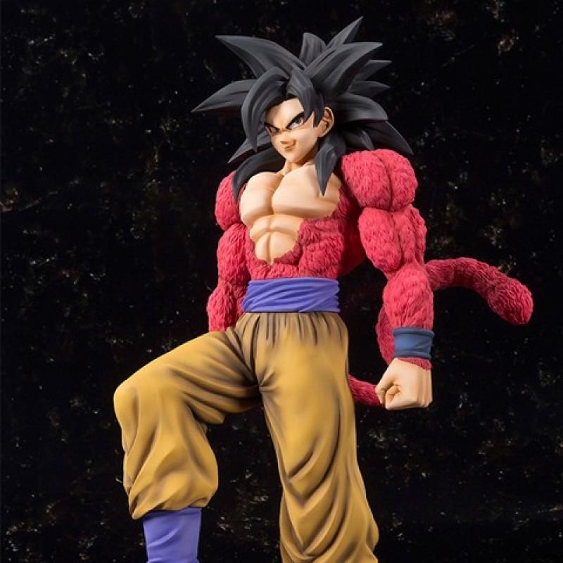 Figurine Goku SS4 Figuarts Zero  -  DRAGON BALL Z