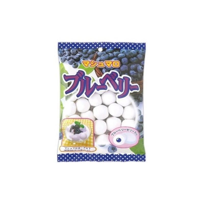 Marshmallow Myrtille  -  Confiserie