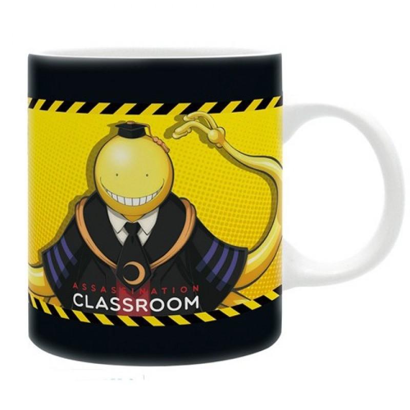 Mug Assassination classroom Koro vs Elèves  - AUTRES GOODIES