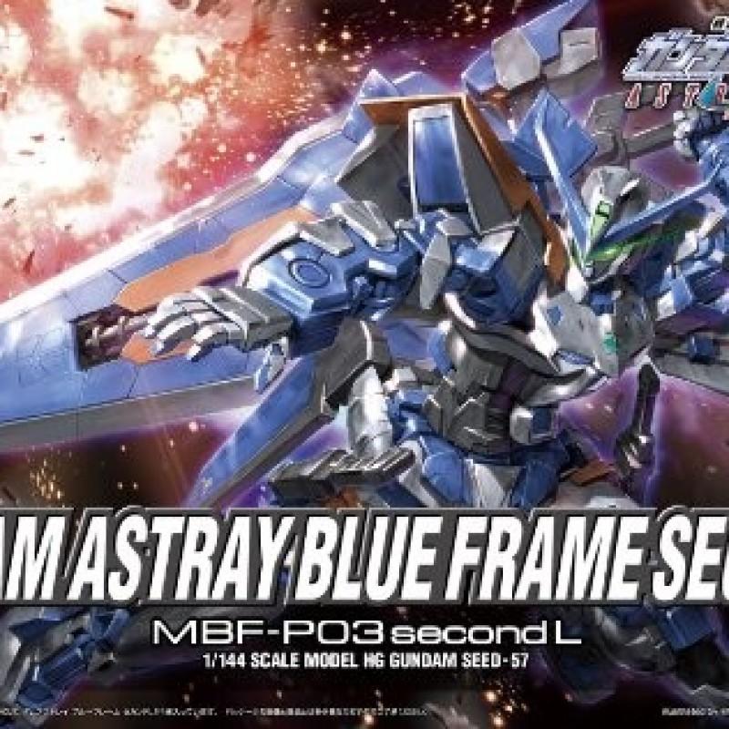 Gundam Astray Blue Frame Second  -  GUNDAM