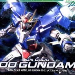 Gundam 00 HG  -  GUNDAM