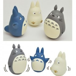 Mon Voisin Totoro - Set de 3 figurines.  -  TOTORO - GHIBLI