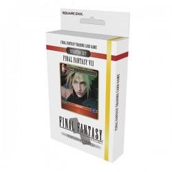 Cartes Final Fantasy VII - Set de Démarrage  -  FINAL FANTASY