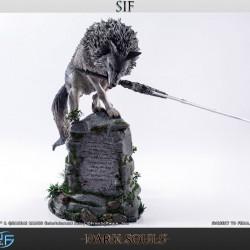 Dark Souls - Resine Sif  - Figurines jeux-vidéo