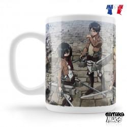 L'Attaque des Titans - Mug Trio AOT  - L'ATTAQUE DES TITANS