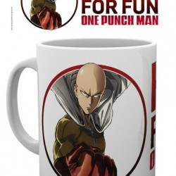 Mug One Punch Man Saitama  - AUTRES GOODIES