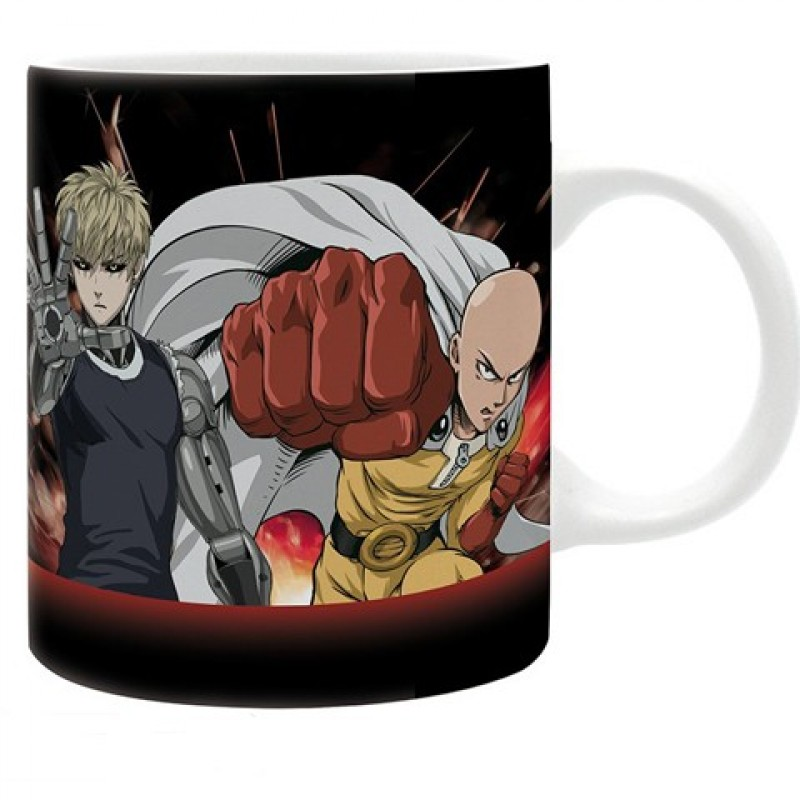 Mug One Punch Man Saitama et Genos  - AUTRES GOODIES