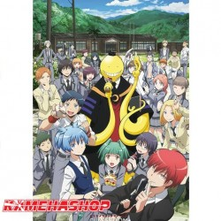 Poster Assassination Classroom Groupe  - POSTERS & AFFICHES