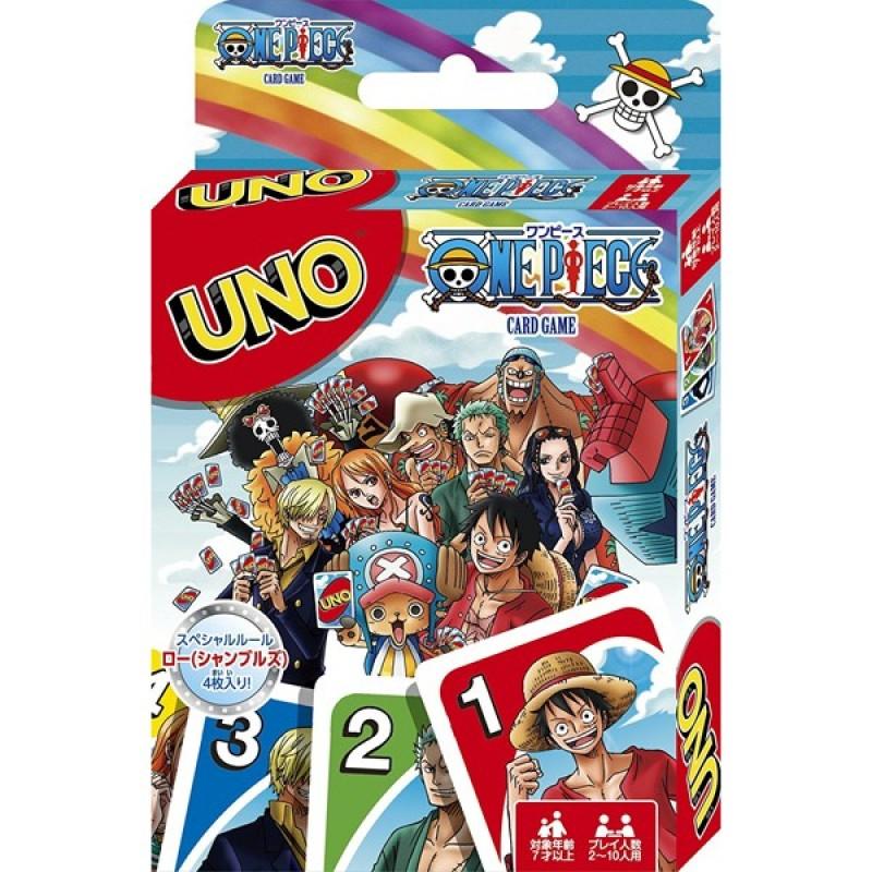 Jeu de Uno One Piece  -  ONE PIECE
