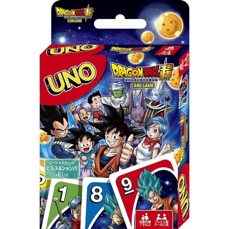 Jeu de Uno Dragon Ball Super  -  DRAGON BALL Z