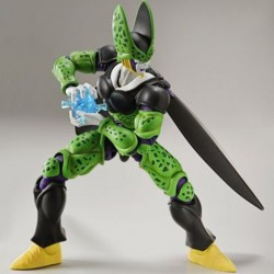 Figurine Model Kit Perfect Cell  -  DRAGON BALL Z