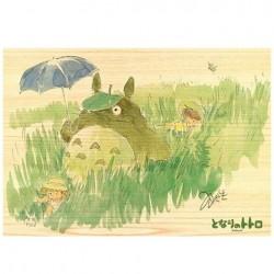 Mon Voisin Totoro - Puzzle en bois  -  TOTORO - GHIBLI