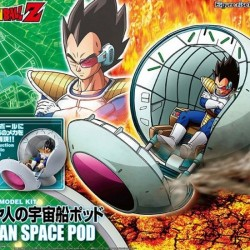 Pod des Saiyans  -  DRAGON BALL Z