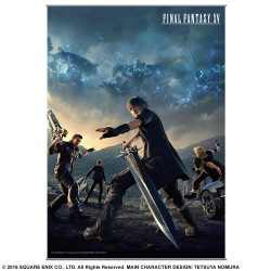Wallsrcoll Final Fantasy XV  -  FINAL FANTASY