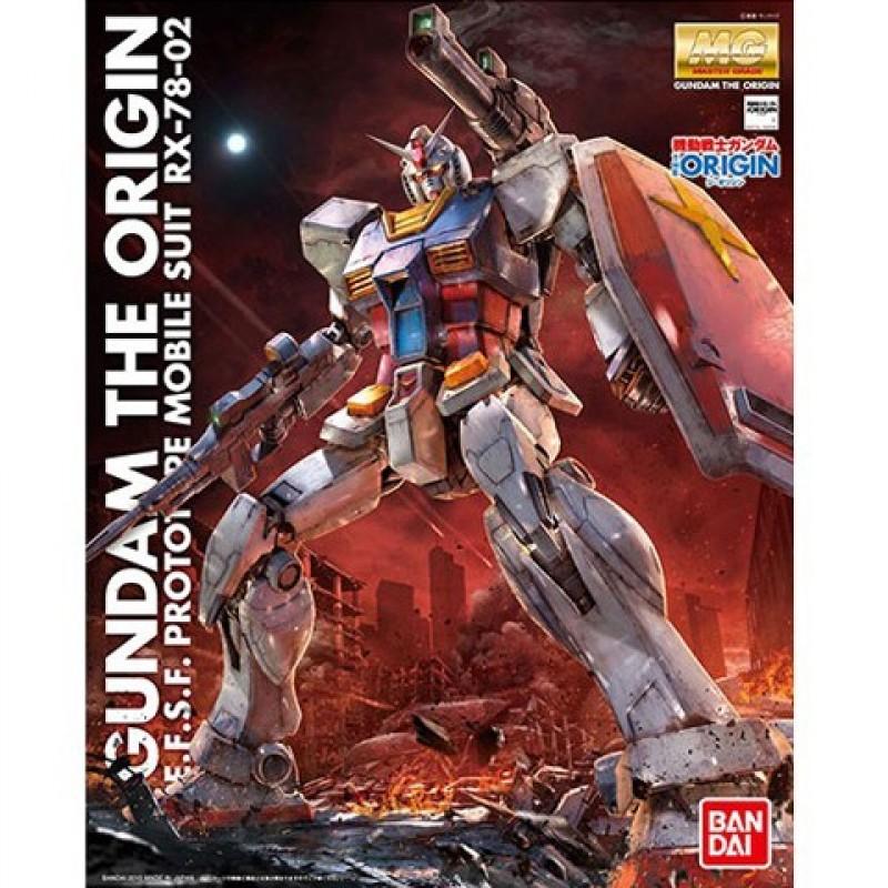 Gundam The Origin RX-78-02  -  GUNDAM