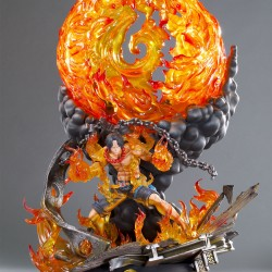 Statuette Portgas D. Ace HQS Tsume  -  ONE PIECE