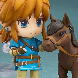 Figurine Nendoroid Link Breath of the Wild Deluxe Edition  - ZELDA