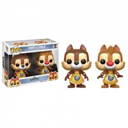 Figurine Funko Pop Kingdom Hearts Tic et Tac  - FUNKO POP