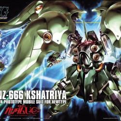 Gundam Kshatriya  -  GUNDAM