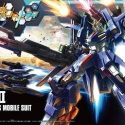 Gundam ZZII HG  -  GUNDAM