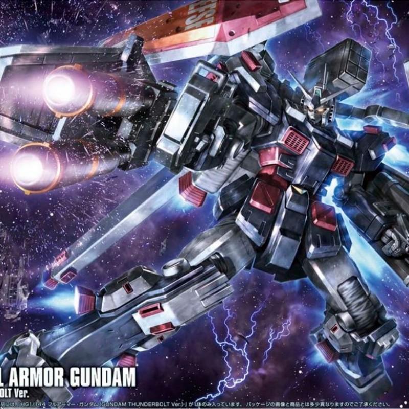 Gundam Thunderbolt Full Armor  -  GUNDAM